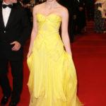La Chastain in Zac Posen al Festival di Cannes nel 2011