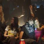 Chloe, Rebecca, Marc e Nicki
