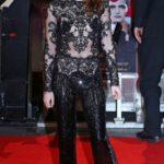 La Stewart in Zuhair Murad Couture nel 2012