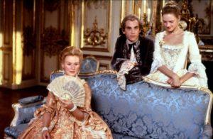 La Marchesa de Merteuil, Valmont e Cecile de Volanges
