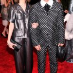 La Coppola in Marc Jacobs con lo stilista al Met Gala 2013