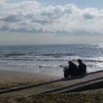 Le spiagge autunnali