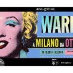 Mostra Andy Warhol a Milano