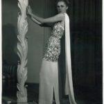 Modello Veneziani, primi anni '50, Archivio Veneziani - Fondazione Bano