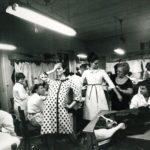 Jole Veneziani in atelier, 1956, Archivio Veneziani - Fondazione Bano