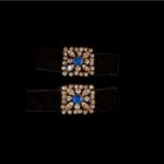 MARIE ANTOINETTE-Bracelets with Torquaise