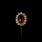 MARIE ANTOINETTE-Men's pin