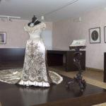 abito da cerimonia indossato dalla regina Margherita