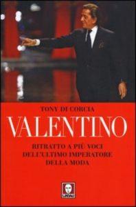 Cover del Libro Valentino