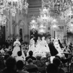 Fashion Show in Sala Bianca, 1955, ph G.M. Fadipati