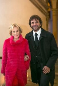 Gianguido Tarabini e Anna Molinari courtesy Blufin
