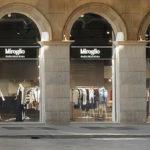 Le vetrine dello store Miroglio