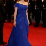 Jessica Chastain in Versace Atelir