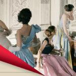 "Locandina della mostra ""Charles James: beyond fashion"""