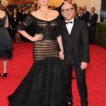 Kate Upton e Domenico Dolce courtesy Doce&Gabbana