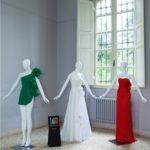 """H. Falati- """"100"""" Alta Moda al Museo Storico della Fanteria Courtesy TOGETHER Eventi"""