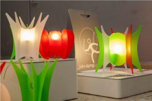 """Join-Lamp- P. Corvaglia- """"100"""" Alta Moda al Museo Storico della Fanteria Courtesy TOGETHER Eventi"""