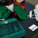 """Neroneve-""""100"""" Alta Moda al Museo Storico della Fanteria Courtesy TOGETHER Eventi"""