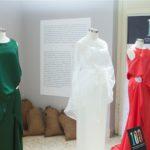 """Tamburrino- """"100"""" Alta Moda al Museo Storico della Fanteria Courtesy TOGETHER Eventi ."""