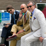 Eleganza maschile a Pitti 86