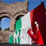 """""""100"""" Alta Moda al Museo Storico della Fanteria Courtesy TOGETHER Eventi"""