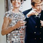 Audrey Hepburn in Paco Rabanne