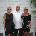 Con lo chef Franco Mannazzu