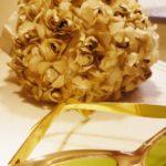 Fiori con occhiali