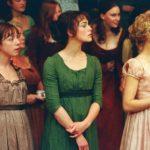 Orgoglio e Pregiudizio -Jane, Elizabeth e un'amica