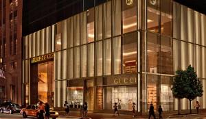 Gucci a New York