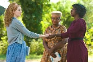 Skeeter (Emma Stone), Minny (Octavia Spencer), Aibileen (Viola Davis)