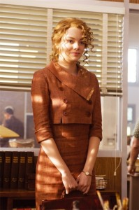 The Help -Skeeter - Emma Stone