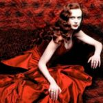 Satin - Nicole Kidman in Moulin Rouge!