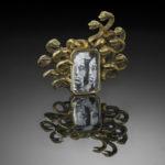 Fulco di Verdura- miniatura di Medusa di Salvator Dalì 1941
