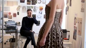 Raf Simons - Dior and I