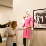 Hubert de Givenchy allestimento della mostra