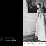 Hubert de Givenchy locandina della mostra