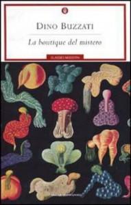 Cover del libro di D. Buzzati