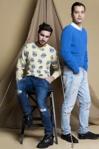 Mirko Fontana e Diego Marquez