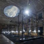 La Sala della Mostra courtesy Fondazione Ferré