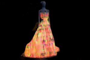 CuteCircuit-Galaxy Dress