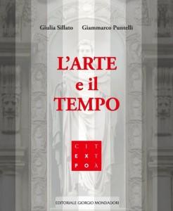 """Cover del Catalogo de """"L'arte e il tempo"""""""