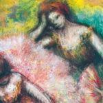 Degas - Due Ballerine Johannesburg Art Gallery, Johannesburg