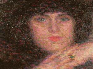 Roma 900 -Enrico Lionne-Violette 1913