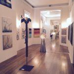 Lo spazio della mostra ph M. Bersani