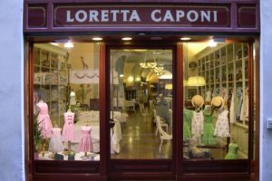 Negozio Loretta Caponi