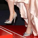 """Le decollettes gioiello """"Cinderella"""" di Jimmy Choo"""