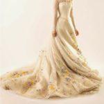 Cenerentola in abito da sposa