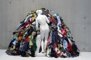 Fashion as social energy-La Venere degli stracci