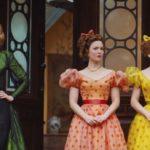 Lady Tramaine e figlie